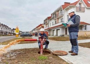 Испытания пожарных кранов и гидрантов на водоотдачу